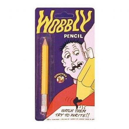 Wobbly Pencil